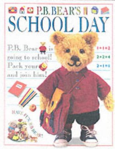 P B Bear's school day