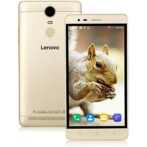Lenovo K5 Note - 4G Smartphone Libre Android 5.1 Pantalla 5.5