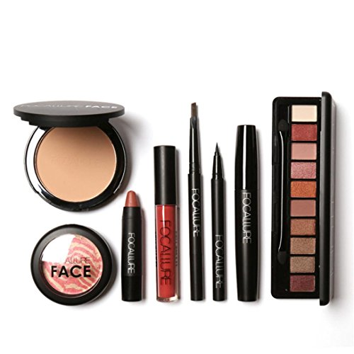 tefamore-focallure-maquillage-set-ombre-a-paupieres-mascara-lipstick-mode-belle-maquillage-simple