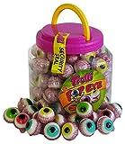 Party Bucket mit 90 Trolli Glotzer in Einzelverpackung, 1er Pack (1 x 1,692kg)