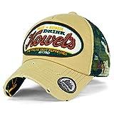 ililily Howel's Tarnkleidung (Camouflage) Baseball Netz Cap abgenutztes Aussehen klassischer Stil Trucker Cap Hut
