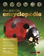 Ma grande encyclopédie - 5 ans + de Veronique Roberty