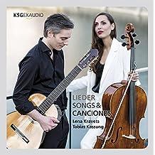 Lena Kravets & Tobias Kassung: Lieder, Songs & Canciones