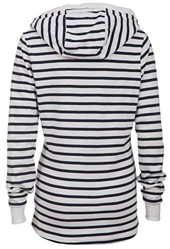New View - Sweat-shirt - Femme * One Size bleu/blanc