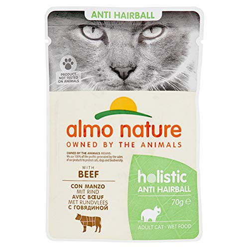 Almo Nature Anti-Hairball pour Chats