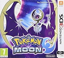 Pokemon Moon (Nintendo 3DS)