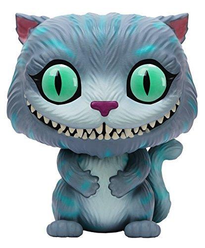 Figura Pop Gato Cheshire Alicia En El Pais De Las Maravillas