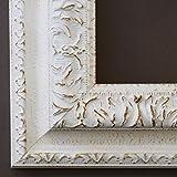 Espejo de pared Espejo Baño piso Espejo perchero Espejo–más de 200tamaños–ROM blanco 6,5, Medida exterior, Weiß, 40 x 50