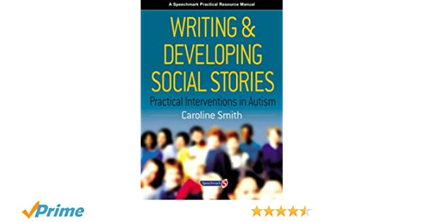 Writing social stories for adults with autism