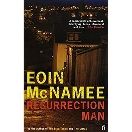 Resurrection Man by McNamee, Eoin (May 6, 2004) Paperback