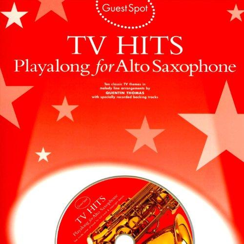 Playalong for Alto Saxophone: Tv Hits