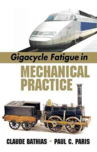 [(Gigacycle Fatigue in Mechanical Practice)] [By (author) Claude Bathias ] published on (September, 2004)