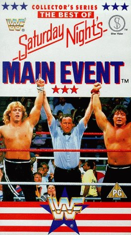 Price comparison product image WWF - Best Of Saturday Night's Main Event [VHS]