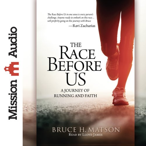 The Race Before Us  Audiolibri