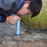ETbotu purificateur d'eau Portable Paille de Purification d'eau pour Camping...