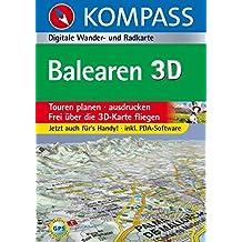 Balearen 3D