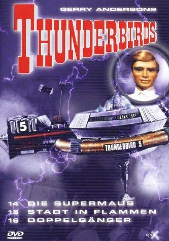Thunderbirds 05, Folge 14-16 Thunderbirds-dvd