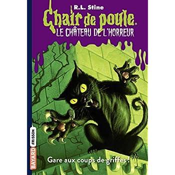 Le château de l'horreur, Tome 01: Gare aux coups de griffes !