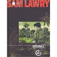 Intégrale Sam Lawry : Tomes 1, Celui qui voit ; Tome 2, L'oeil de Caïn