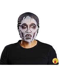 Horror Halloween Stoffmaske: Zombie