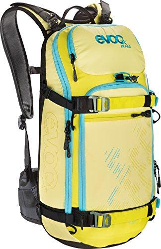 EVOC Damen Protektor Rucksack FR Pro Women, Yellow-Sulphur, 56 x 27 x 14 cm, 20 Liter, 6208-468