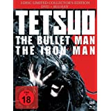 Tetsuo - The Bullet Man (3-Disc Limited Collector's Edition) [Blu-ray]
