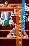Maths 1200+ formulas: Competition cracker (English Edition)