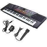 Best Piano Music - Chevron 54 Key Electronic & Musical Keyboard Piano Review
