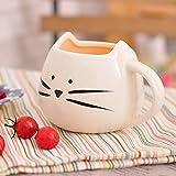 Kaffeetasse 2017 Lovely Tier Katze Keramik Porzellan Nette Tasse Tasse für Kaffee Tee Espresso Milch Wasser