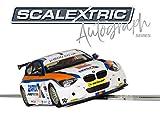 Scalextric C3735AE Autograph Series BTCC BMW 125 Series 1 - Sam Tordoff - Special Edition