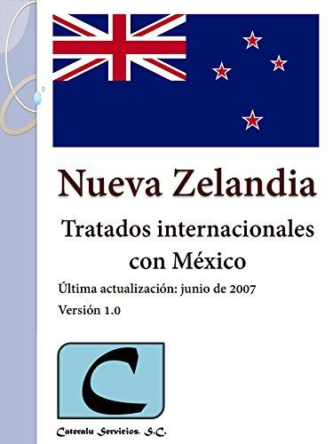 Nueva Zelandia - Tratados Internacionales con México