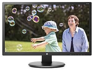 "HP 24uh Ecran PC LED 24"" 1920 x 1080 5 ms DVI/VGA/HDMI Noir"