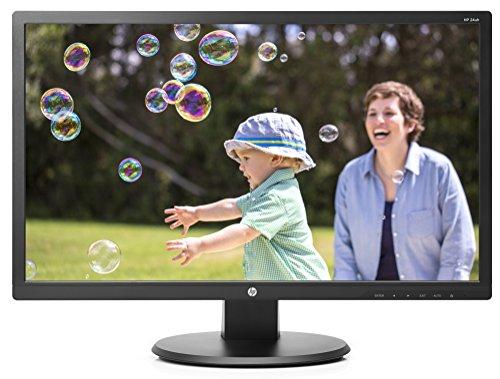 """HP 24uh - Monitor de 24"""" (1920 x 1080 con tecnología FHD), color negro"""