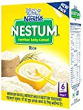 Nestlé NESTUM Infant Cereal Stage-1 (6 Months-24 Months) Rice 300g