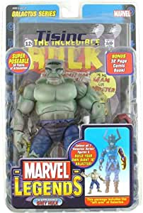 Marvel Legends Series 9 (Galactus Series) Action Figure - 1st Appearance Gray Hulk by Toy Biz