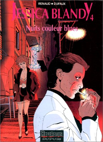 Jessica Blandy, tome 4 : Nuits couleur blues
