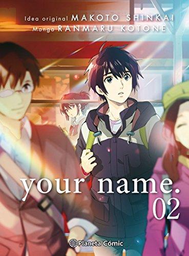 your name. nº 02/03 (Babel) por Makoto Shinkai