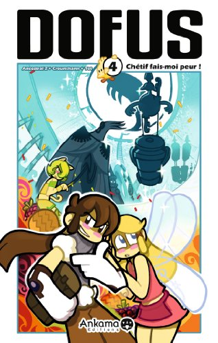 Dofus Edition simple Tome 4