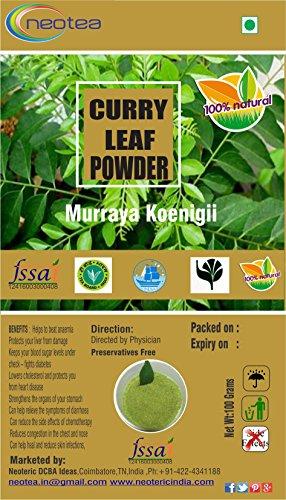 Neotea Curry Leaf Powder, 300g