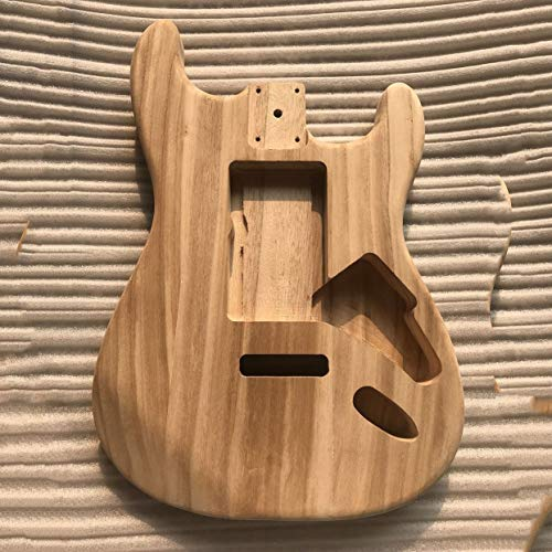 Tree-on-Life Unfinished DIY Gitarrenkörper Ahorn Korpus für