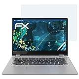 atFolix Schutzfolie kompatibel mit Lenovo Yoga 530 14 inch Panzerfolie, ultraklare & stoßdämpfende FX Folie (2X)