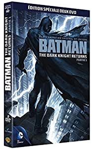 Batman : The Dark Knight Returns, Partie 1 - Edition Spéciale 2 DVD - Film d'animation original DC Univers [Édition Spéciale 2 DVD] [Édition Spéciale 2 DVD]