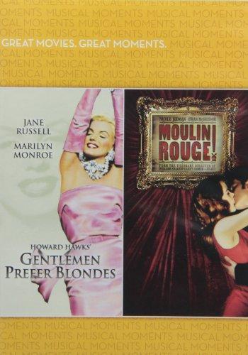 Gentlemen Prefer Blondes & Moulin Rouge (1952) [DVD] [Region 1] [NTSC] [US Import]
