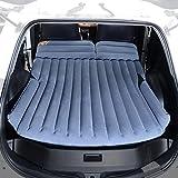 YZY Luftmatratze Camping Aufblasbares Kissen Auto Reisebett Erwachsene Isomatte SUV Auto Bett Selbstfahrende Reise