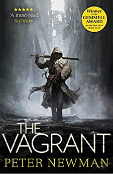The Vagrant (The Vagrant Trilogy) by [Newman, Peter]