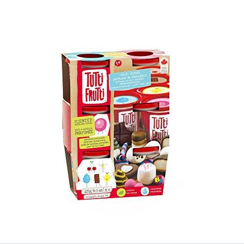 Rocco Spielzeug?Alle Früchte Modelliermasse Pack 6Stück Duft Süßigkeiten, bjtt00161 Preisvergleich