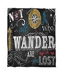 Telecharger Livres Manuel Woodworkers et Weavers Corail Couvre lit polaire 50 par 152 4 cm Chalkboard wander (PDF,EPUB,MOBI) gratuits en Francaise