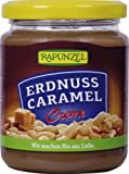Rapunzel Erdnuss-Caramel Creme, 2er Pack (2 x 250 g) - Bio
