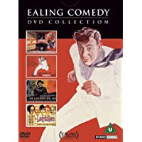 Ealing Comedy DVD Collection - The Ladykillers/Kind Hearts and Coronets/The Lavender Hill Mob/The Man in the White Suit