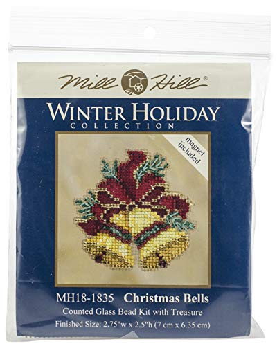 Unbekannt Mill Hill Counted Cross Stitch Ornament Kit 2.75